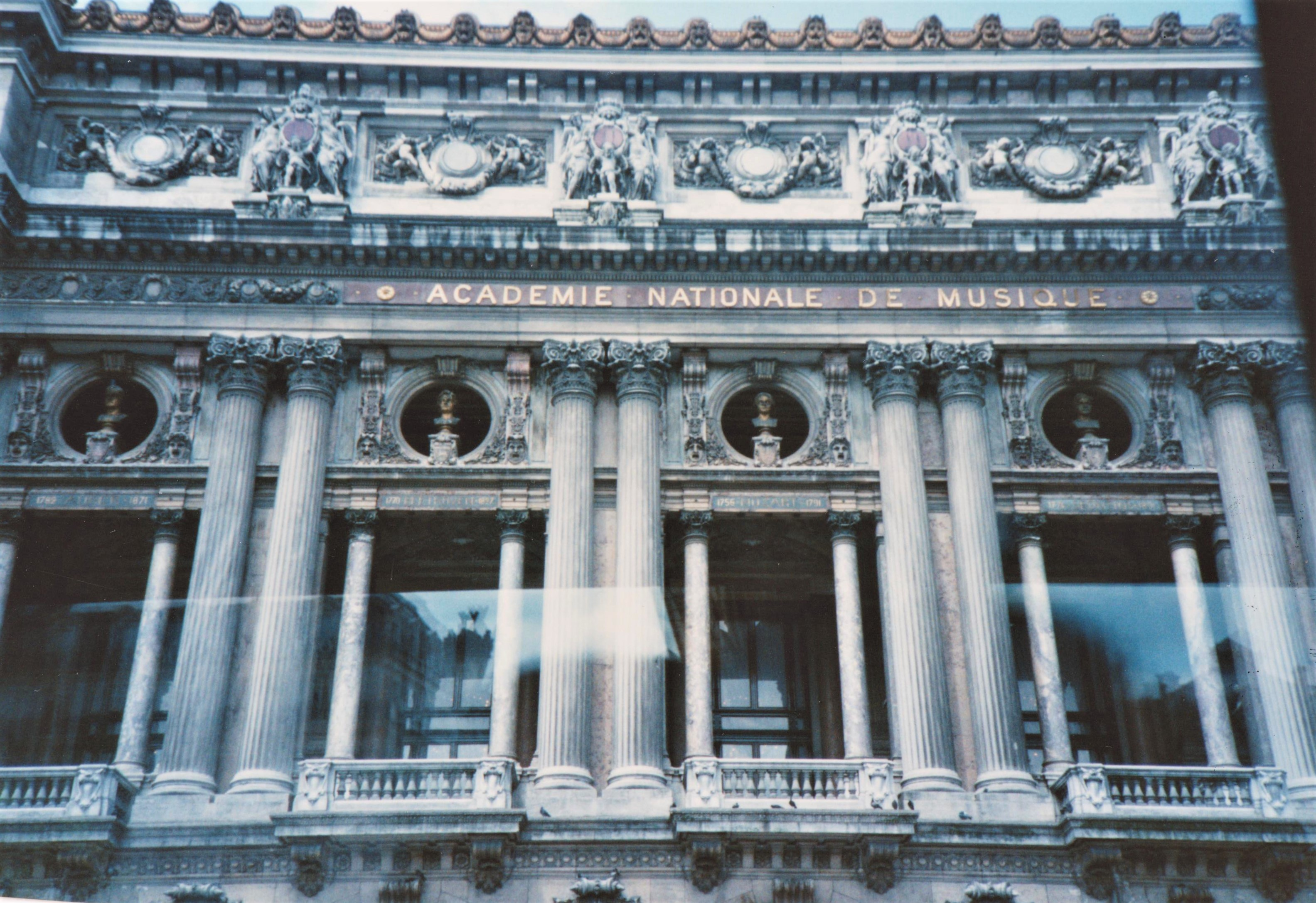 Academie du musique, Paris