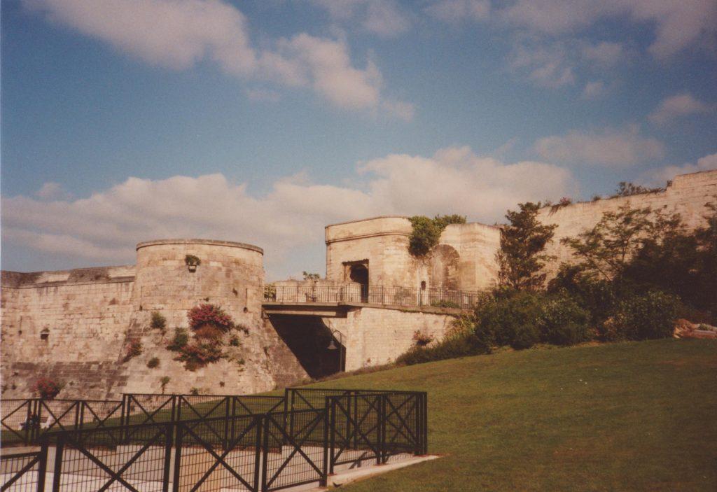 Chateau, Caen