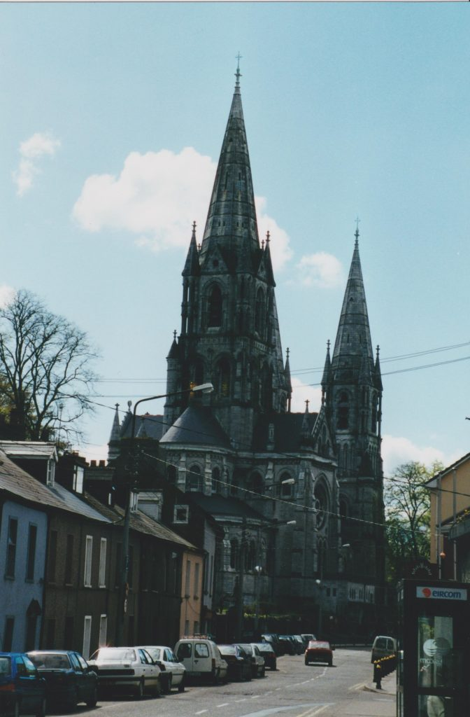 Church somewhere