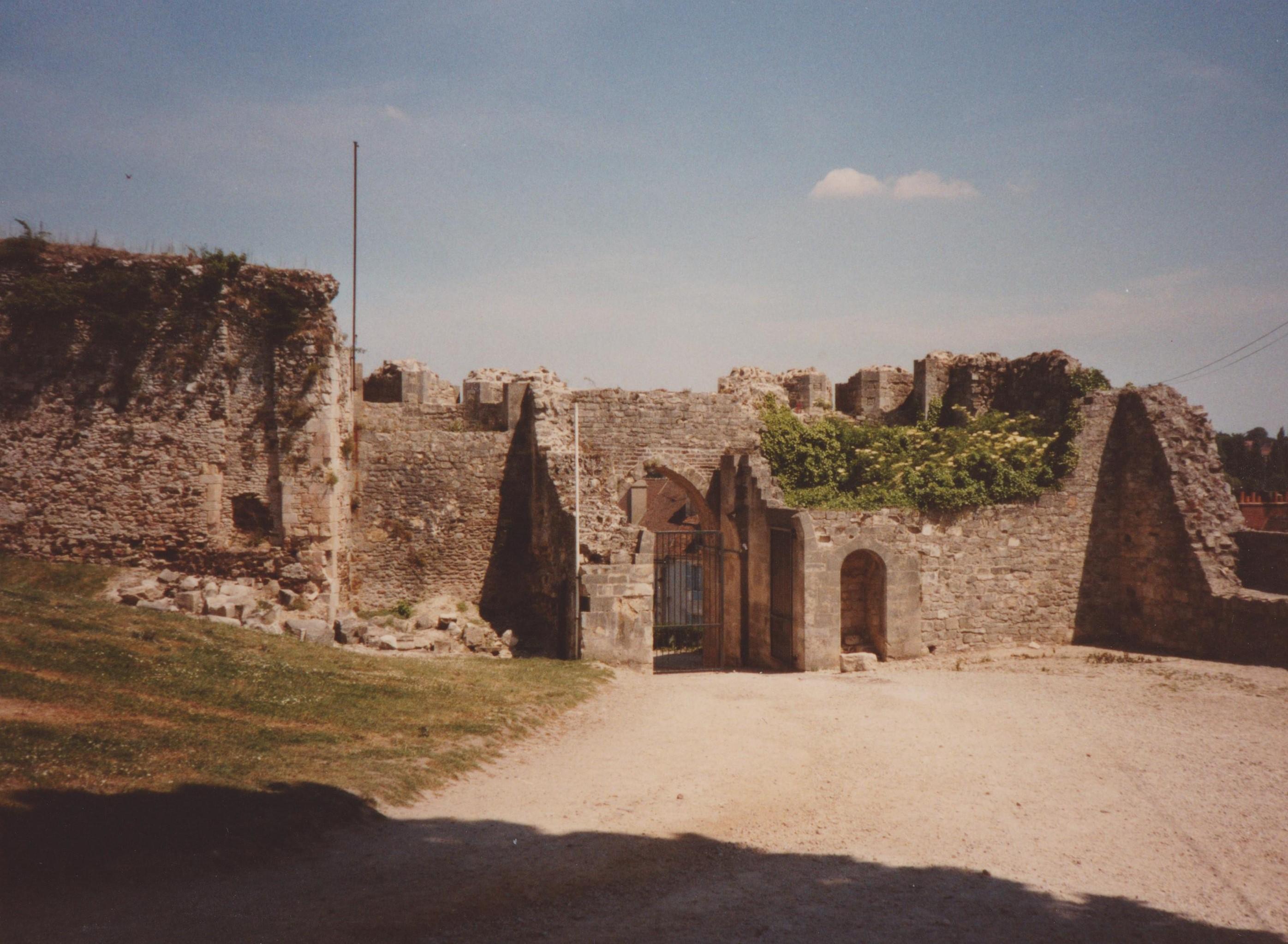 Falaise Chateau