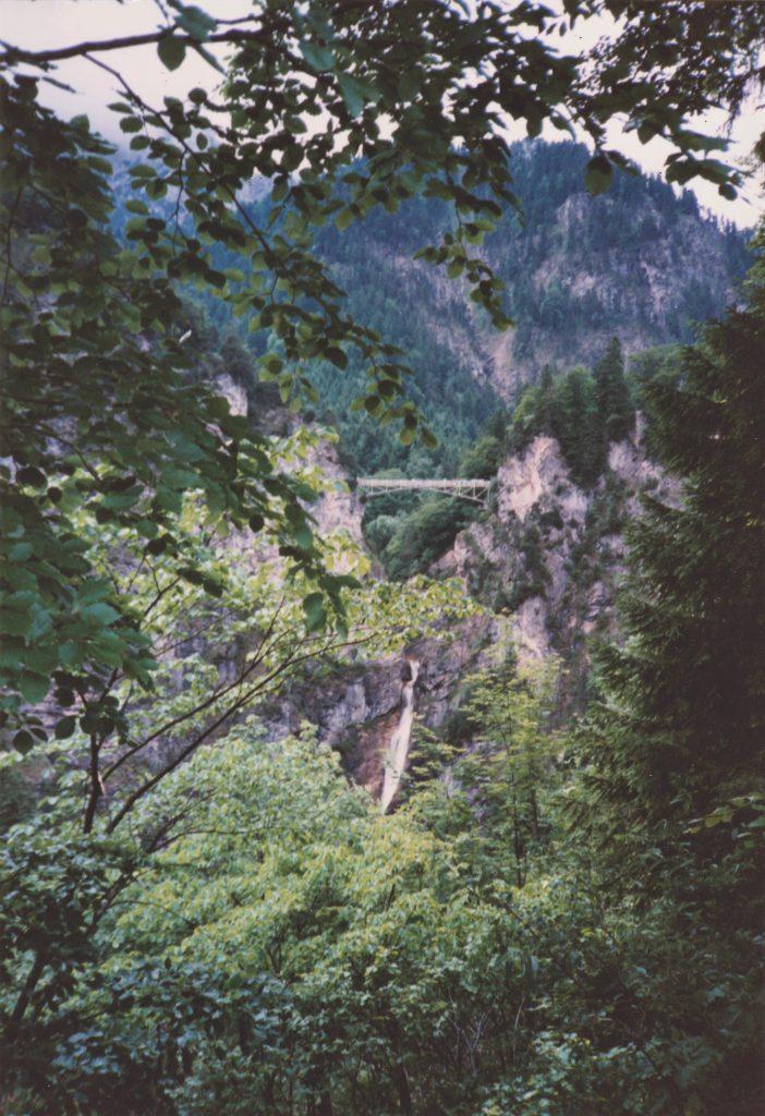 Footbridge, Neuschwanstein