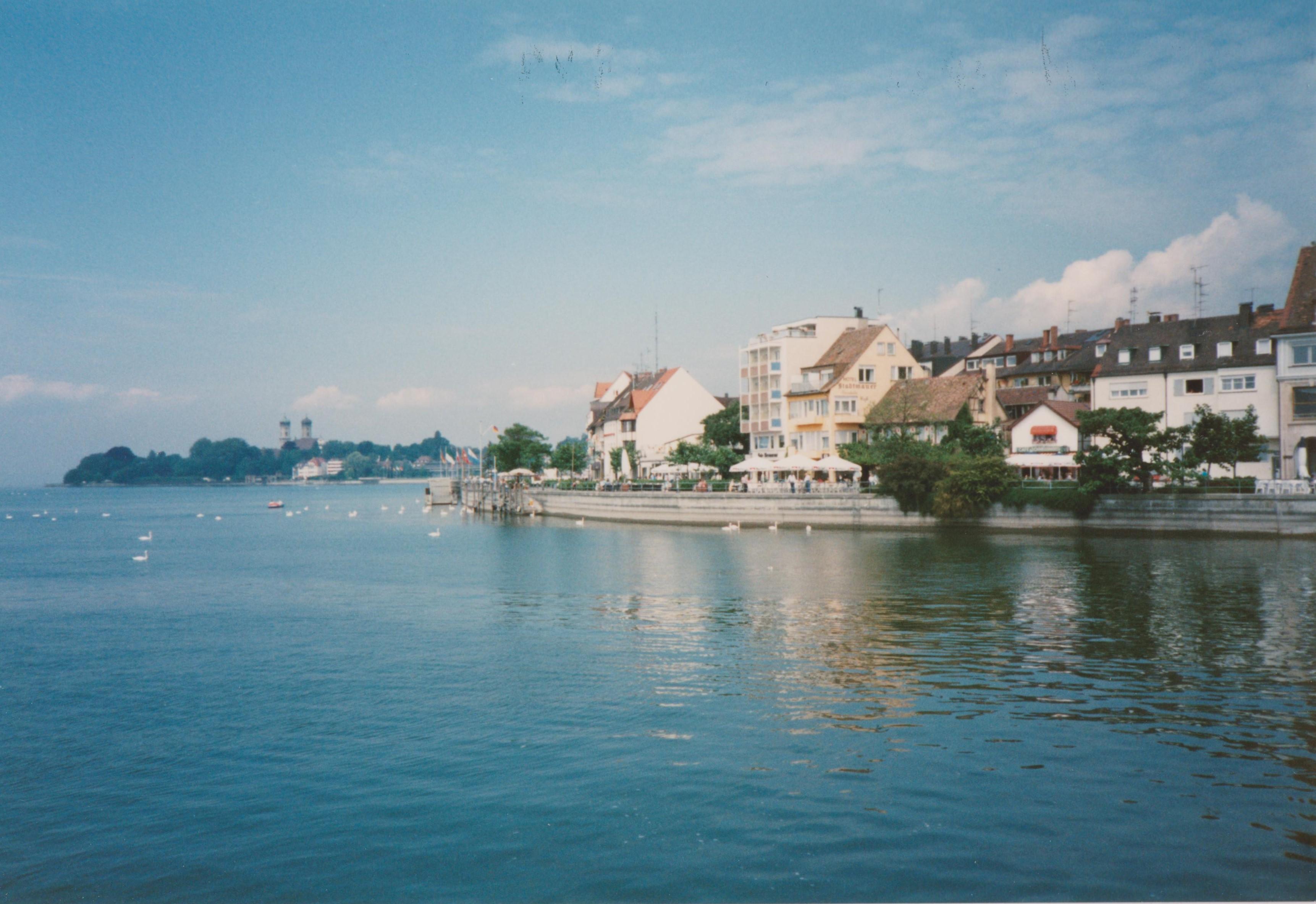 Lake Constance, Friedrischshafen