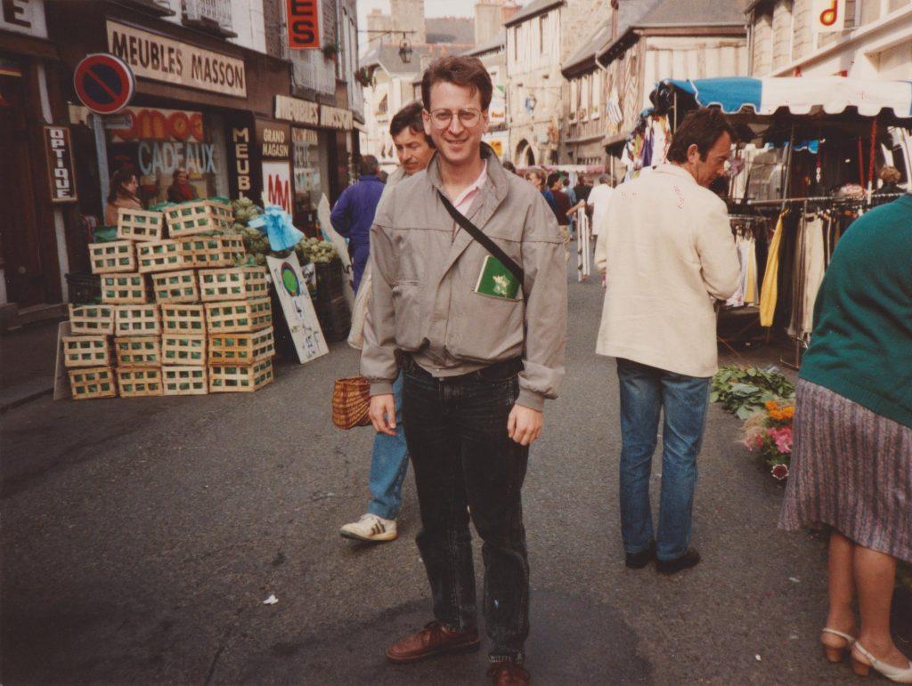 Market, Dol de Bretagne