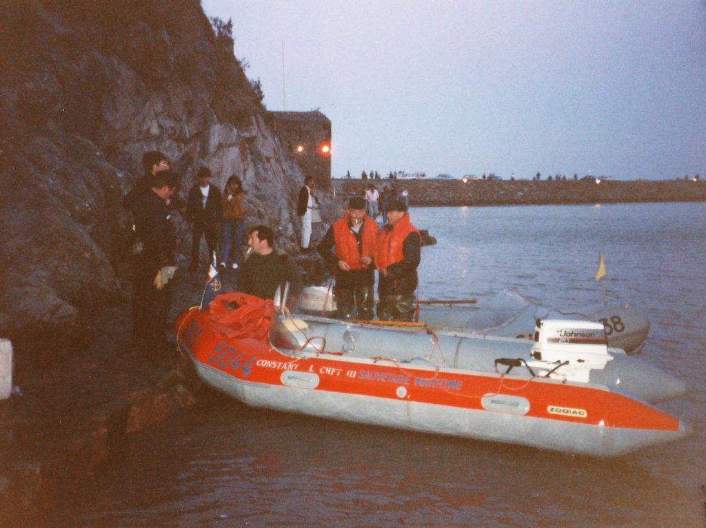 Mont St. Michel rescue