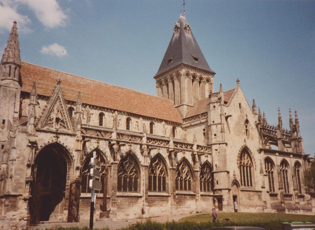St. Gervais Church, Falaise