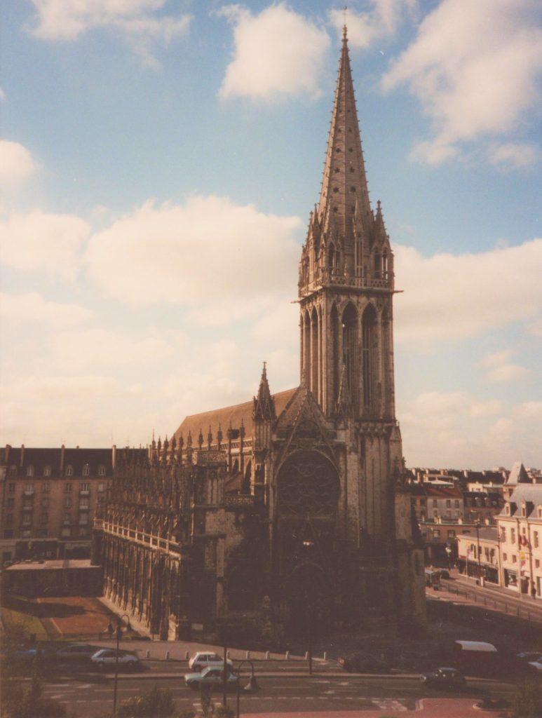 St. Pierre, Caen