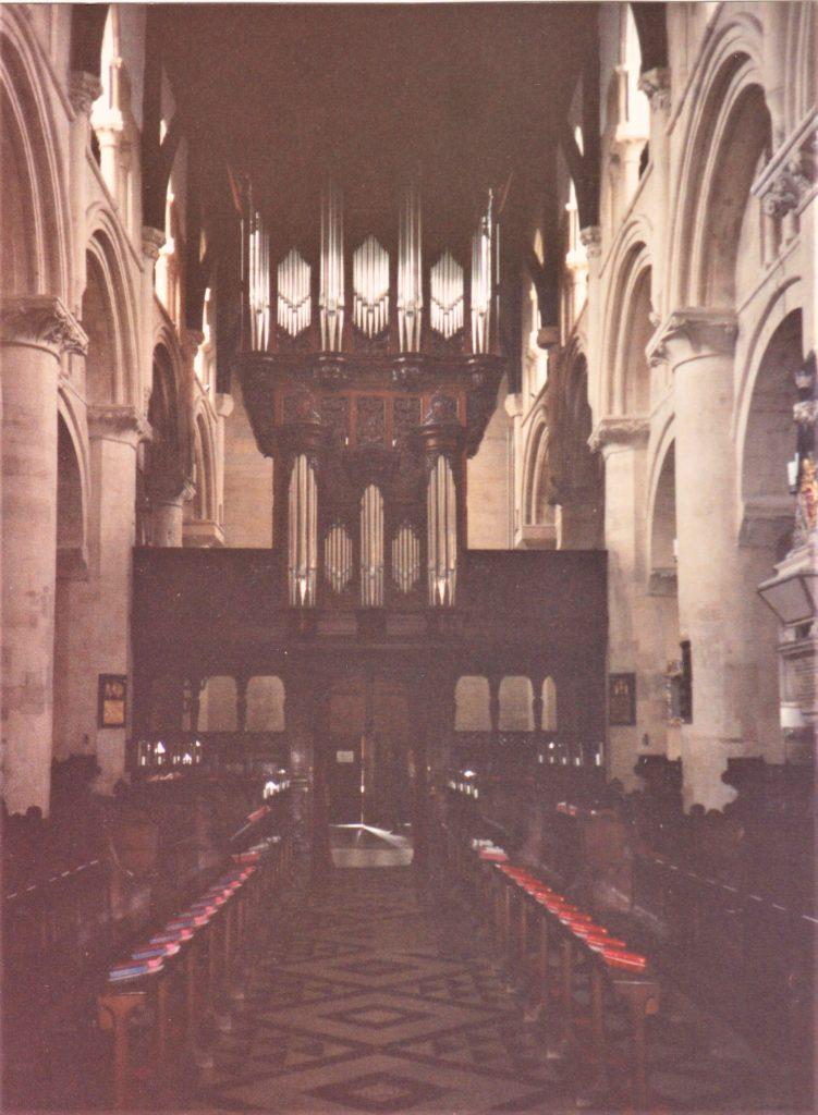 Chapel at Eton