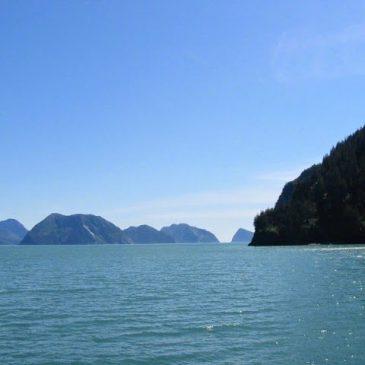 Anchorage, Seward, Fox Island