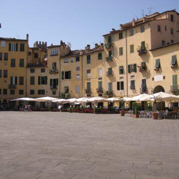 Lunedì in Lucca