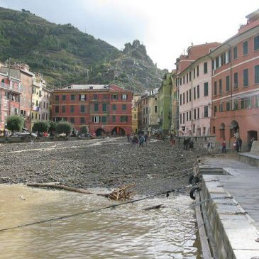 Cinque Terre Floods