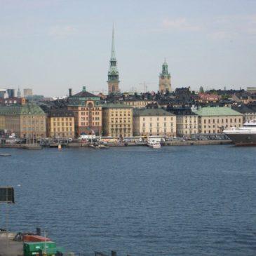 Intro to Stockholm