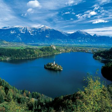 Bled and Vicinity