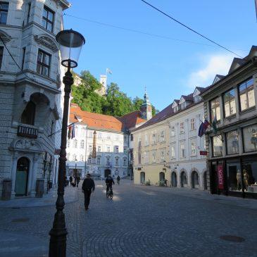 A flavor of Ljubljana