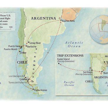 South America Bound!