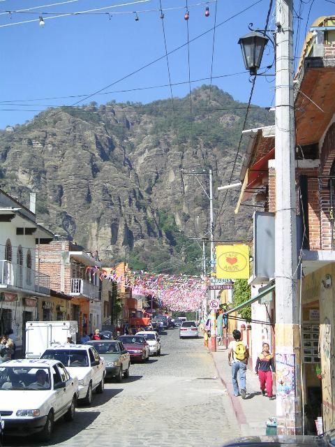 A post-vacation vacation in Tepoztlan