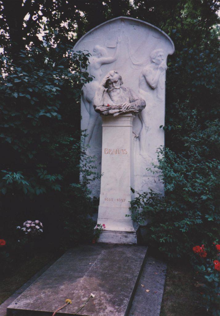 Brahms tomb