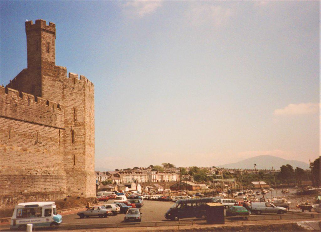 Caenaervon Castle