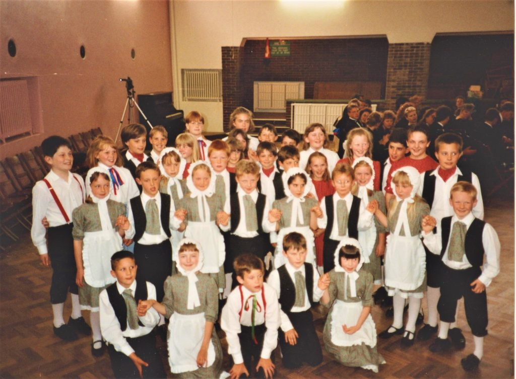 Childrens Choir Colwyn Bay