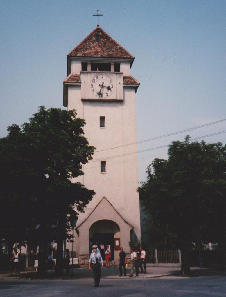 Traiskirche, Budapest