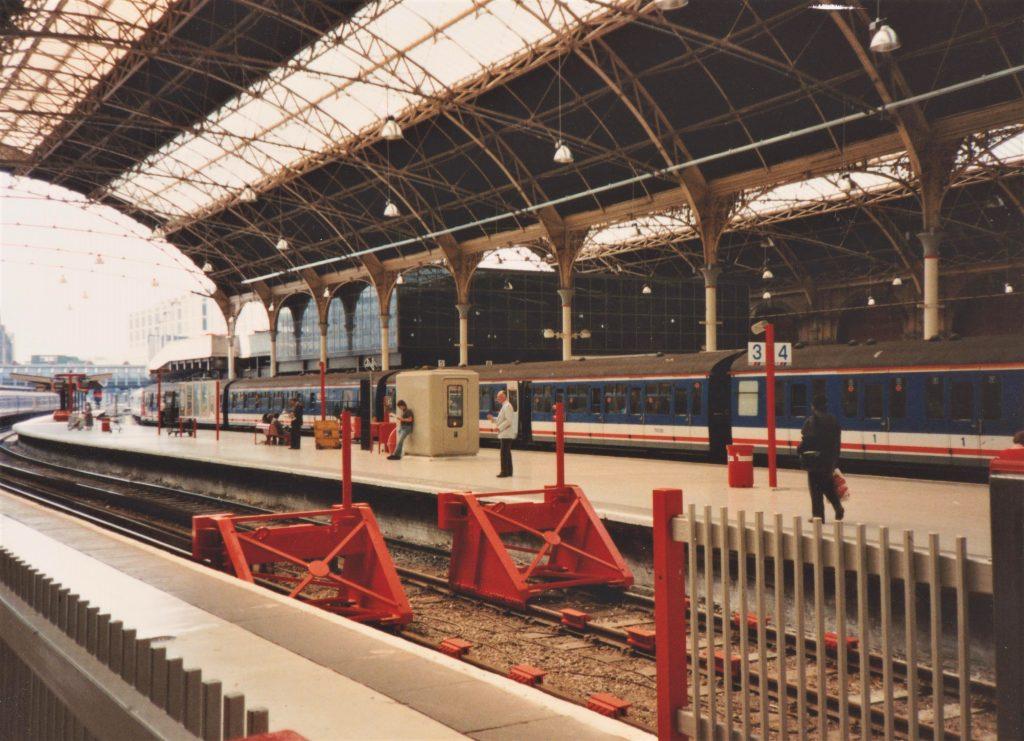 Victoria Station London