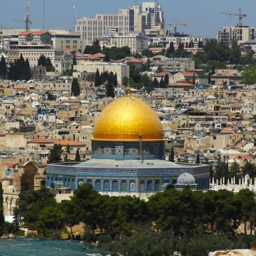 The Holy Land: Israelis and Palestinians Today