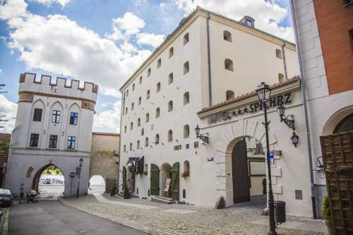 Hotel Spichrz Torun
