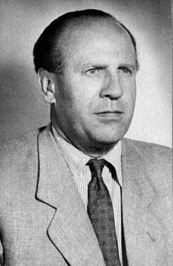 Photograph of Oskar Schindler