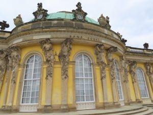 Sansouci palace, Potsdam