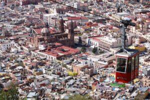 Zacatecas Panoramic View