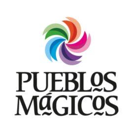 Logo of the Pueblos Mágicos program