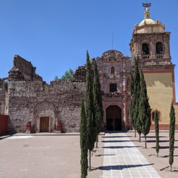 Road Trip: Pinos and the Privada