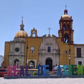 Templo de Belén, Asientos, Aguascalientes