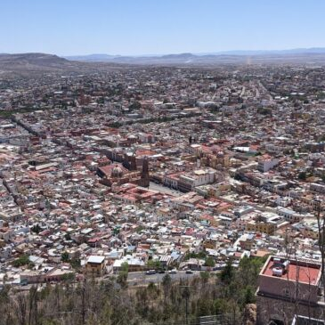 Road Trip: Zacatecas and Guadalupe