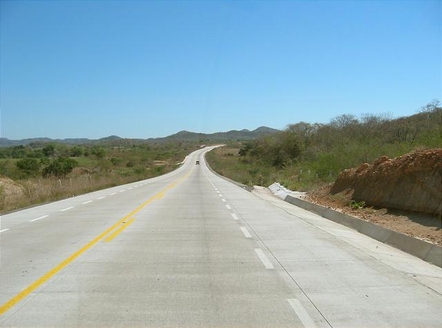 Driving: Mazatlan to Michoacán | Michoacan, 2005