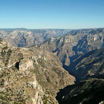 My next trip: Copper Canyon